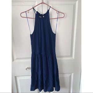 🛍Pull&Bear blue dress